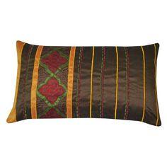 Divine Designs Moroccan Decorative Throw Pillow - AR-012-017