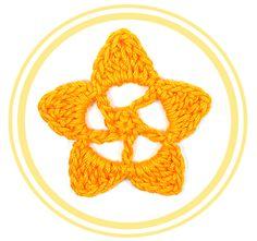 #Estrella 3 de #Crochet   #PatronesValhalla