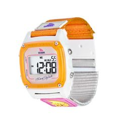 Freestyle Women's 'Shark Clip' Nylon Digital Watch