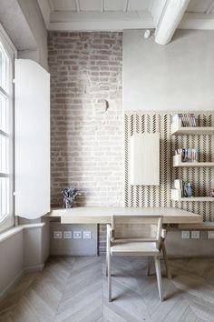 ARCHIPLAN STUDIO // Diego Cisi e Stefano Gorni Silvestrini Architetti, Davide Galli � APPARTAMENTO RJ � Divisare