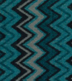 Zig Zag Collection- Blk Aqua Yd Jacquard : Fashion Collections : apparel fabric : fabric :  Shop | Joann.com