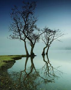 """ninbra: """" Ullswater, Lake District, England. """""""