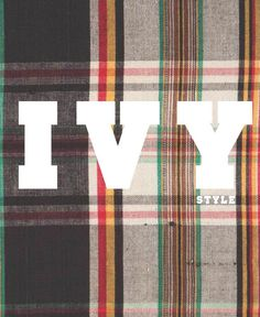 Ivy Style Book by Patricia Mears