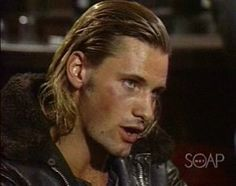 "In 1985 Viggo Mortensen played ""Bragg"" in the soap opera Search for Tomorrow. #celebrities"