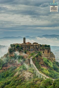 Ken Kaminesky Travel Photography Blog » Civita di Bagnoregio, Italy