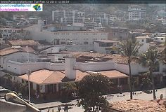 Puerto Vallarta Webcam Feb 12, 2013 - Beautiful day and very colorful, don't you think?