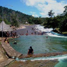 reciclandoenelatico.com El Tobogán de la Selva, en Puerto Ayacucho, Amazonas-Venezuela