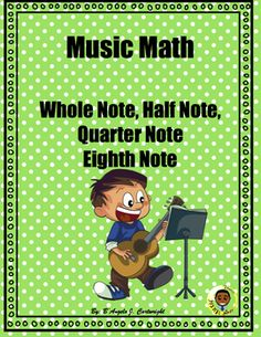 This music collection focuses on the addition and subtraction of different note values. Each section develops on the content previously covered to progressively engage and challenge your students. The note values covered are: whole note half note quarter