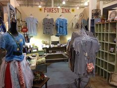 Forest Ink Frisco Mercantile #forestink #friscomercantile