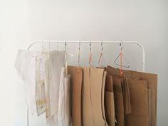 Laundry Room Design, Unique Outfits, Magazine Rack, Workshop, Cabinet, Storage, Prints, Handmade, Clothes