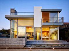 small modern home plans exterior smallhomelover.com (7) : Small ...
