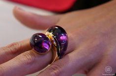 Contrario ring, de GRISOGONO #baselworld2014