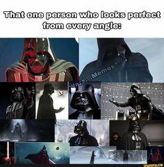 Star Wars Jokes, Star Wars Facts, Star Wars Comics, Star Wars Pictures, Star Wars Images, Funny Images, Funny Pictures, Cuadros Star Wars, Dark Humour Memes