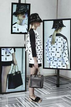 Balenciaga - Pre-collezioni Primavera Estate 2014 - Vanity Fair