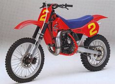 1986 Japanese Factory Honda RC250M