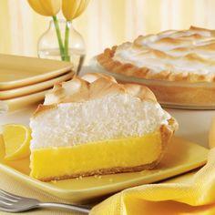 Splenda Lemon Merigue Pie