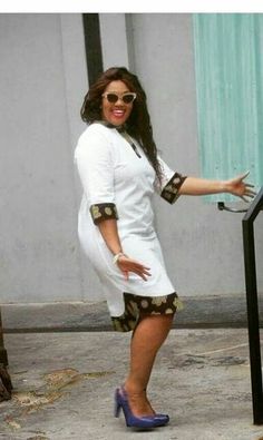 New african fashion ! African Fashion Ankara, Latest African Fashion Dresses, African Print Fashion, Africa Fashion, Ghanaian Fashion, Men's Fashion, Fashion Outfits, Short African Dresses, African Print Dresses