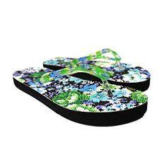 Voberry Womens Flowers Sandal Home Toepost Flip Flops Slippers Beach Shoes 8 B *** This is an Amazon Affiliate link. Be sure to check out this awesome product.