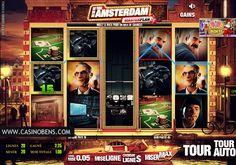 Jouer avec cette superbe machine à sous 3D The Amsterdam Masterplan et entrez avec l'équipe de Simon, Chung et Harry, dans l'univers d'un véritable Casino à Amsterdam.  http://www.casinobens.com/machines-a-sous-3d-the-amsterdam-masterplan.php