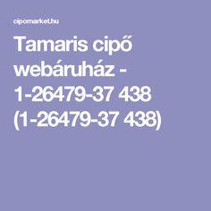 Tamaris cipő webáruház - 1-26479-37 438 (1-26479-37 438)