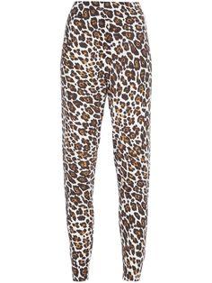 Stella Mccartney   Leopard Print Trouser