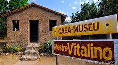 Museu do Mestre Vitalino. Pernambuco, BRASIL