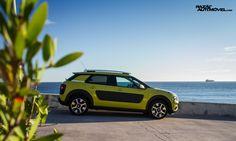 Citroën C4 Cactus: o francês irreverente | http://www.razaoautomovel.com/2014/11/citroen-c4-cactus-o-frances-irreverente