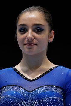 Gymnastics Aliya Mustafina   Dedicated to Lady Mustafina
