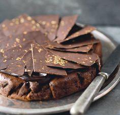 Trippelchokoladekage
