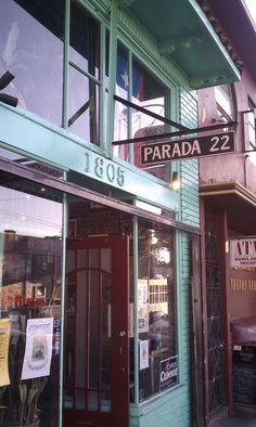 Parada 22 - Outside