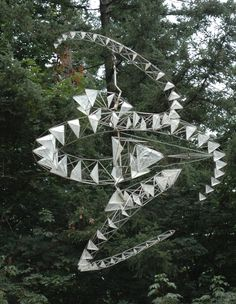 Howe Art Wind | Way Beyond Wind Chimes: Kinetic Sculpture | A fine day for an epiphany