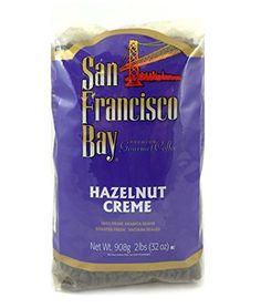 San Francisco Bay Coffee Whole Bean, Hazelnut Cream, 32 Ounce San Francisco Bay Coffee http://www.amazon.com/dp/B00EVQGGDE/ref=cm_sw_r_pi_dp_IYJZwb0W76ZX6