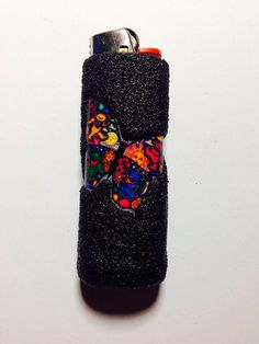 Grateful Dead Butterfly Handmade Bic Lighter Case by LotLighters