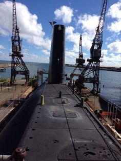 HMAS Ovens Submarine Tour, Fremantle Maritime Museum.