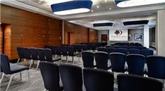 #London - DoubleTree by Hilton London Victoria - http://www.venuedirectory.com/venue/6024/doubletree-by-hilton-london-victoria This modern #conference centre boasts eight conference and syndicate rooms. This #venue's business facilities make it an ideal setting for #meetings and #events of all sizes. Five contemporary meeting rooms all offer natural daylight. The hotel's main event suite, can comfortably seat 150 #delegates at round tables or 160 delegates, theatre-style.