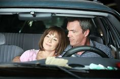 """Frankie and Mike Heck from """"The Middle"""" (Patricia Heaton and Neil Flynn) The Middle Series, The Middle Tv Show, Funny Tv Series, The Goldbergs, Hooray For Hollywood, Celebrity Gossip, Neil Flynn, Favorite Tv Shows, Patricia Heaton"""