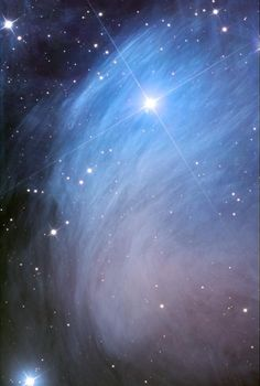 M45: The Pleiades | Mt. Lemmon SkyCenter Credit Line & Copyright Adam Block/Mount Lemmon SkyCenter/University of Arizona