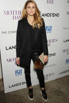 Best dressed celebrities of the day - Olivia Palermo - April 28, 2016