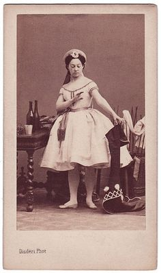 1855 aprox ballet