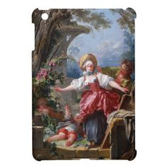 Blind-Mans Bluff by Jean-Honore Fragonard Case For The iPad Mini