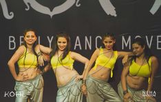 Moves like jagger..lyrical belly dance
