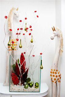 Christmas Decorations / Fantasia Navideña