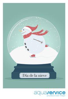 Países de todo el mundo han celebrado el día de la nieve. Te lo contamos en el blog de Aquaservice: http://www.aquaservice.com/informacion/feliz-dia-de-la-nieve/