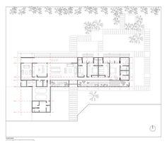 Casa LK,Floor Plan