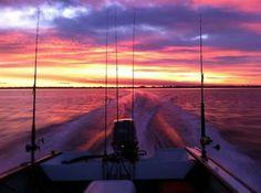 Lake Macquarie  NSW sunrise
