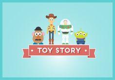 Mirko Landihat sich Pixar & Disney zur Brust genommen und minimalistische Figuren geschaffen. Er hat in diesem Zusammenhang nur das nötigste an Farbe genutzt und die individuellen Merkmale so …
