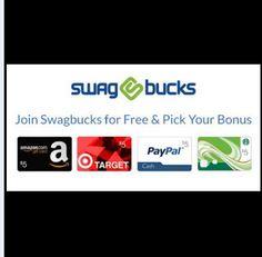 Swagbucks Canada: FREE $5 Bonus for New Members