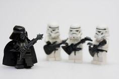 Vader ROCKS!!!! by Kevin  Poulton - aka 'Sad Old Biker'