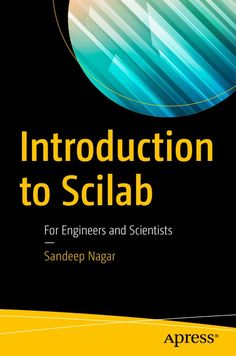Introduction to Scilab: For Engineers and Scientists Pdf Download e-Book