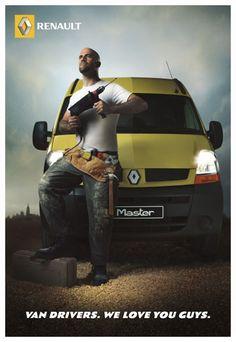 Renault: Van Drivers